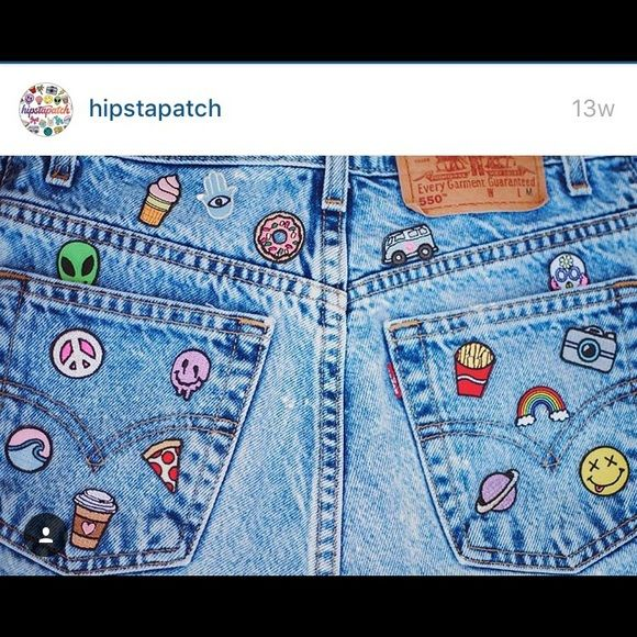 Hipstapatch These are $4 patches that a young girl and her mom has made a business into! They are the cutest little patches ever, they have many from ice creams, pizza, kiss lips, rainbows, to even letters. You can stick them anywhere and restick them also! I already have many and you guy should get some too! Use my discount code ASPRINGER10 on any purchase to get 10% off!! Follow them on Instagram @Hipstapatch and check out their website http://www.hipstapatch.com to get them Brandy…