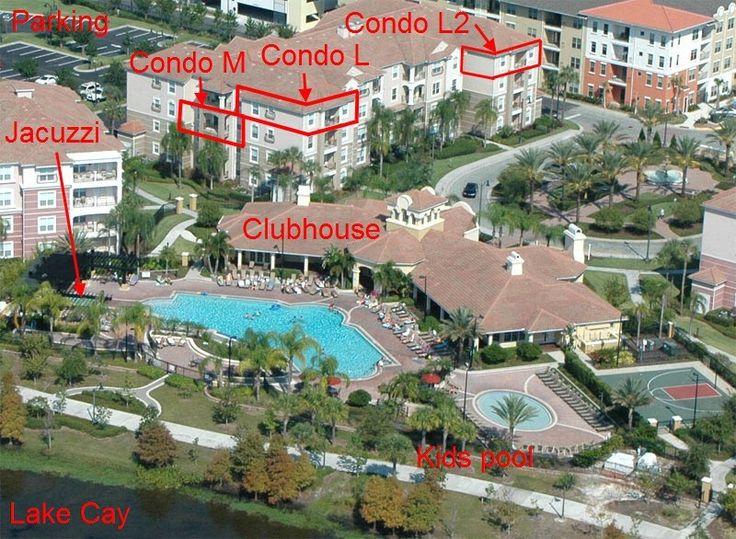 Condo vacation rental in Orlando, FL, USA from