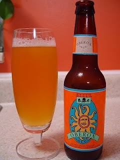 Bell's Oberon Beer....is not your father's beer.