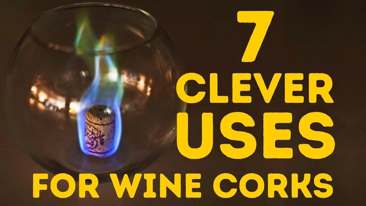 7 GENIUS ideas to upcycle wine corks l 5-MINUTE CRAFTS
