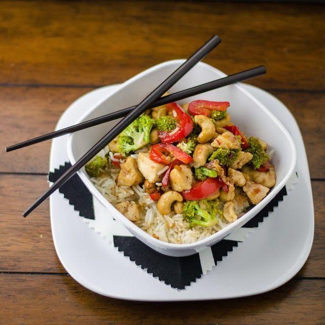 Cashew Chicken #chicken #nuts #recipe | Favorite Recipes | Pinterest