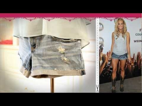 Carrie Underwood Look - Dress Like Carrie Underwood - Best Look Outfit