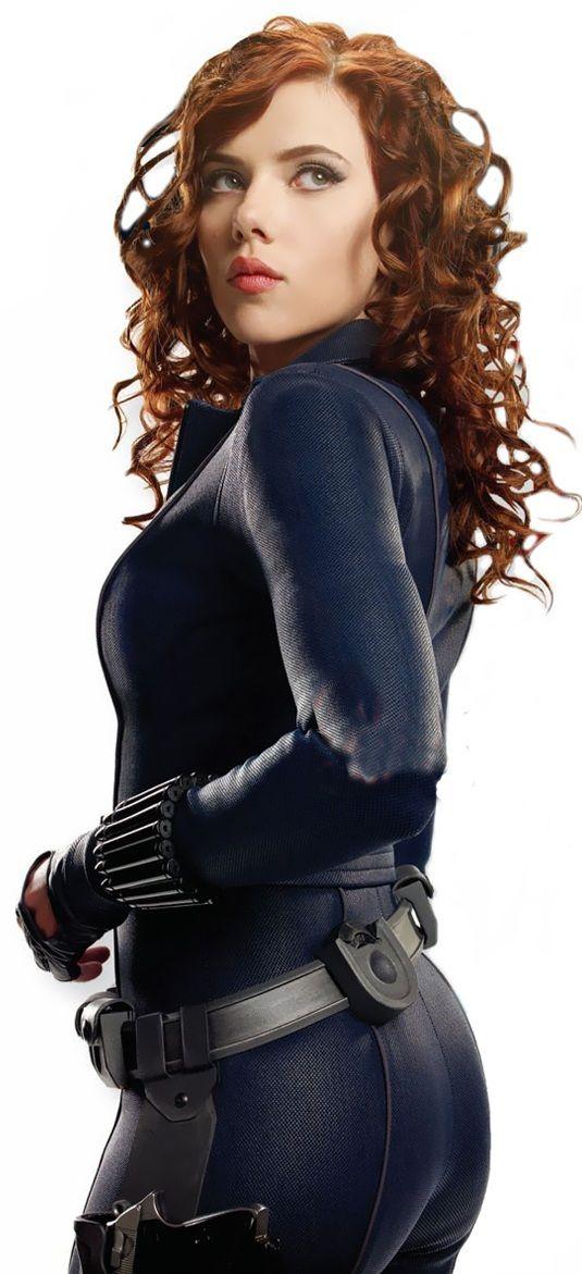 Scarlett Johansson - Black Widow in The Avengers