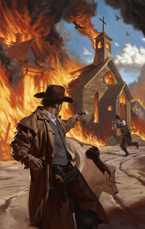 Wild West by Tyler Jacobsen. ❣Julianne McPeters❣ no pin limits
