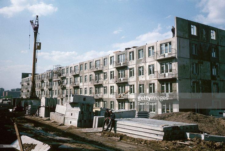 Ещё раз о «бесплатных» квартирах в СССР. - Максим Мирович