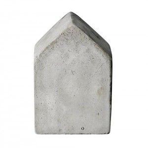 Bloomingville beton huisje 759070