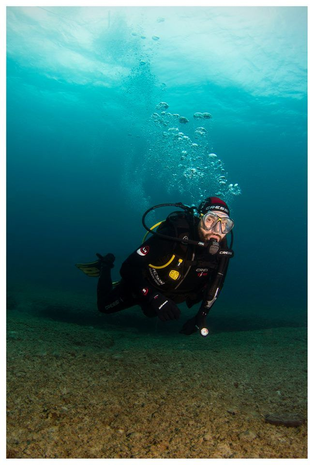 Κατάδυση στα λιμανάκια. Diving at Limanakia #diving #underwater #photography #greece #scuba #shoredive #athens