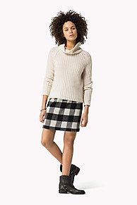 jeana karo rock ist der Höhepunkt der Saison: aus der neuesten Tommy Hilfiger Röcke Kollektion für Damen. Kostenlose Lieferung & Retouren.