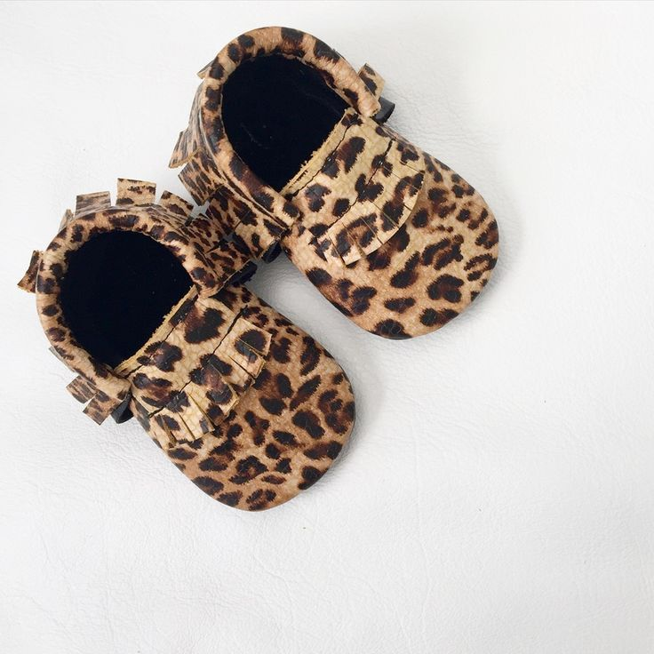Leopard Cheetah moccs baby toddler moccasins shoes first 1st birthday newborn baby shower ideas baby food maternity baby girl announcement milestones breastfeeding