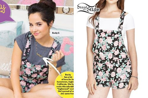 Becky G's Clothes & Outfits | Steal Her Style | Page 2