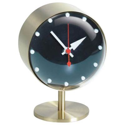 Night Clock by George Nelson: Nightclock, Nelson Night, George Nelson, Desk Clock, Vitra, Clocks, Design