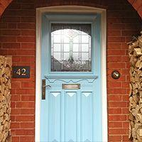 1930s front door & 13 best 1930\u0027s council house images on Pinterest | 1930s doors ...