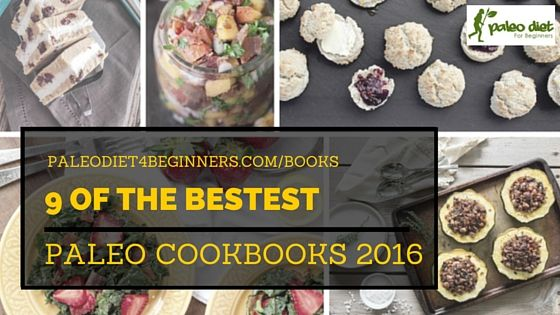 9 Of The Best Paleo Cookbooks Of All Time  In a recent survey, the number one reason people FAIL on the Paleo diet is a lack of ideas. Here's 9 of the best paleo Cookbooks with pros and cons to help you move past the boring broccoli and chicken regime 3 times a day  http://www.paleodiet4beginners.com/9-best-paleo-cookbooks/  #paleocookbook #paleodiet #paleorecipes #cookbook #paleocookingideas #paleo #recipes