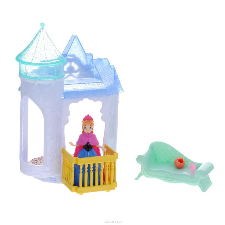 Disney Princess Игровой набор с кулой Холодное сердце Анна