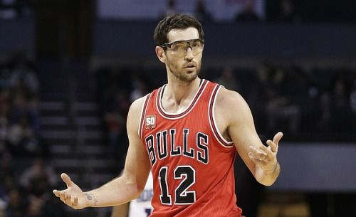 'Surprised' longtime Bull Kirk Hinrich has no hard...: 'Surprised' longtime Bull Kirk Hinrich has no hard feelings after getting traded…
