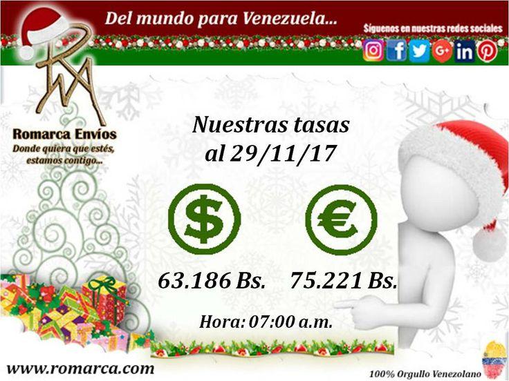 🌤 ¡Buen día! 💰Romarca ofrece las mejores tasas a las 7:00am hora Este #Usa 🔛 #Venezuela 📨 Dejanos tus comentarios en nuestro sitio web.  #Miami #Boston #Peru #Lima #Quito  #Montenegro  #Canada #Aruba #Curaçao #Ecuador #Italia #Grecia #Francia