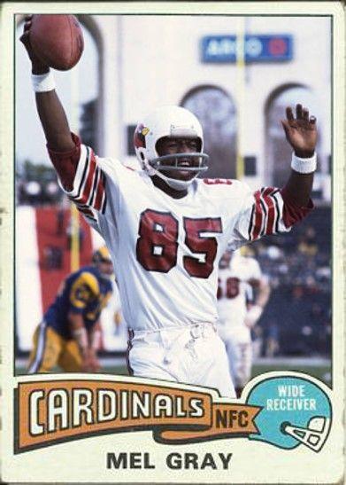 Mel Gray St. Louis Cardinals