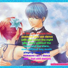 Anime love quotes and sayings