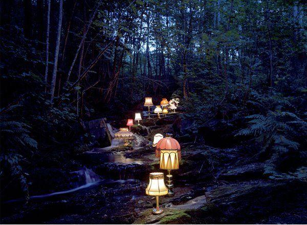 Rune Guneriussen Lamps