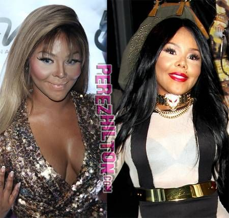 Lil' Kim's rep has spoken out in criticism of the comments about her face and possible plastic surgery.