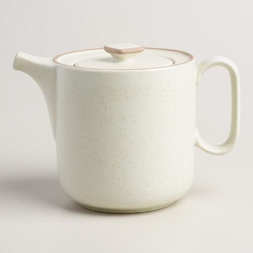 One of my favorite discoveries at WorldMarket.com: Mid-Century Teapot