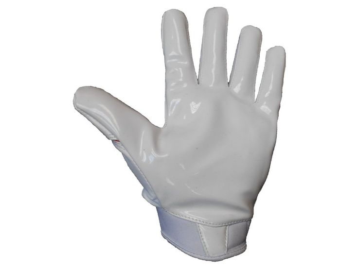 white under armour football gloves