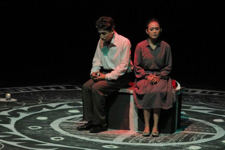 KENANGAN LELAKI PEMALU karya ilham rifandi - sutradara Ade eka wijayanti - adaptasi cerpen Ws.Rendra
