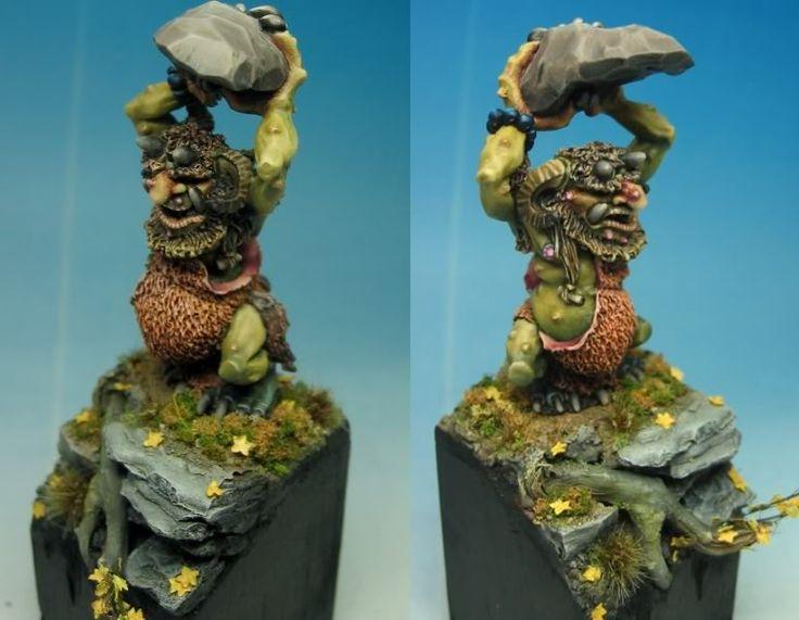 Citadel Cave Troll.