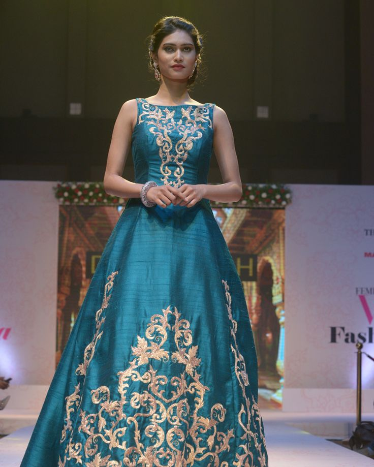 17 best new creation 2016 images on pinterest cocktail for Indian style dresses for a wedding