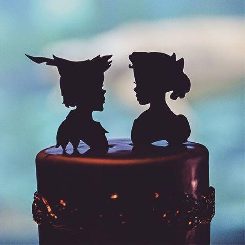 """Lust auf Schokolade? Diese niedliche """"Peter Pan""""-Torte weckt sicherlich so einige Kindheitserinnerungen. #Disney #Torte #Schokolade #backen #peterpan"""