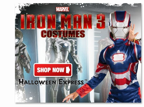 Iron Man 3 Costumes