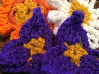 The Music of Life: Crocheted Tradescantia from 100 Flowers to Knit & Crochet