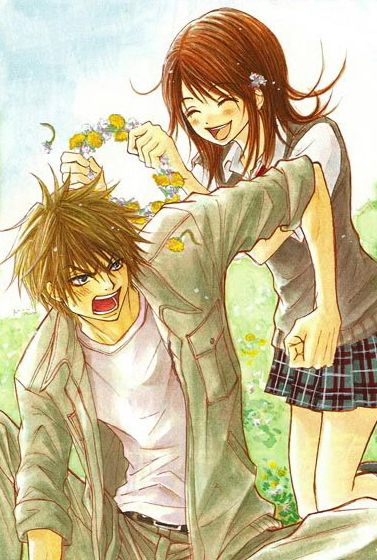 Dengeki Daisy ~ marathoned reading this bad boy to and from work at the the start of the week, oh my goodness the feels! But I adore the relationship between Kurosaki and Teru; it made all the angst worth it.