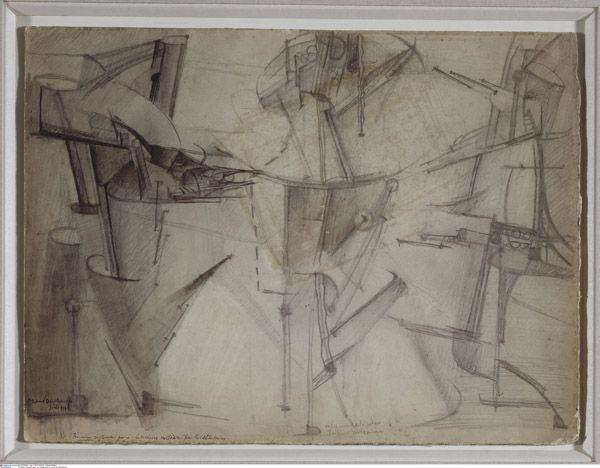 Marcel Duchamp Slept Here   The Brooklyn Rail