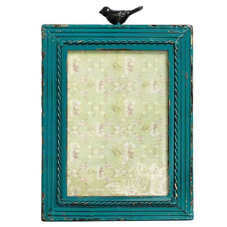 Näitäkin tulossa:  Nordal metal frame with bird teal