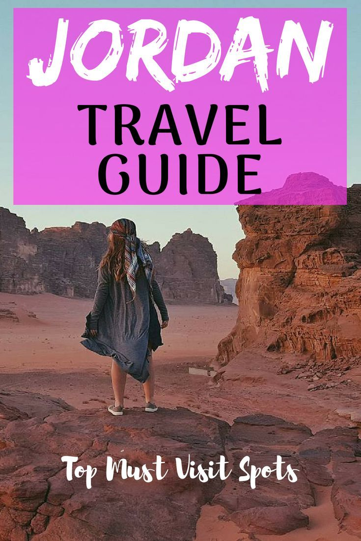 Jordan Travel Guide  The top must visit travel spots and landmarks in Jordan to add to your bucket list including tips about Petra, Amman, The Dead Sea, Wadi Rum. Tips on where to go, where to stay , what to eat in Jordan for first timers.  The Jordan guide also includes safety tips for solo female travelers.  #jordan #middleeast #middleeasttravel #travelguide #traveltips #amman #petra #deadsea #wadirum #desert #camping #hotels #safetytips #femaletravel #solotravel