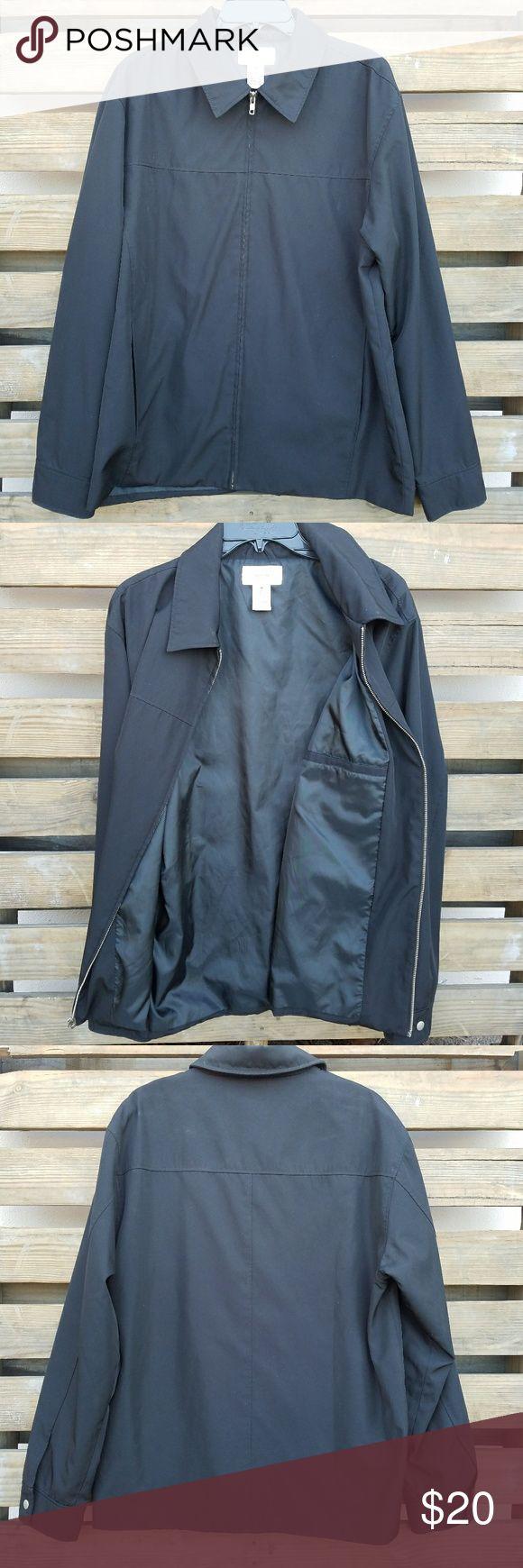Merona water resistant jacket womens