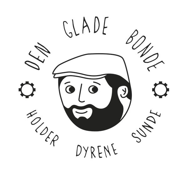 Den Glade Bonde / The Happy Farmer by Sebastian Ygge Tinning, via Behance