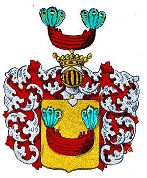 Vapensköld för adliga ätten Bonde. Urgammal frälsesläkt. Introducerad på riddarhuset 1625. † 1868-11-11. Ätten har utgrenat sig i friherrliga ätten Bonde samt grevliga ätterna Bonde af Björnö och Bonde af Säfstaholm De första säkert betygade ättemedlemmarna är bröderna Tord Bonde och Erengisle Petersson.