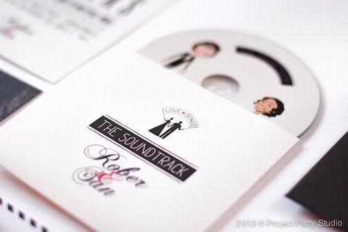 Cajita para CD.