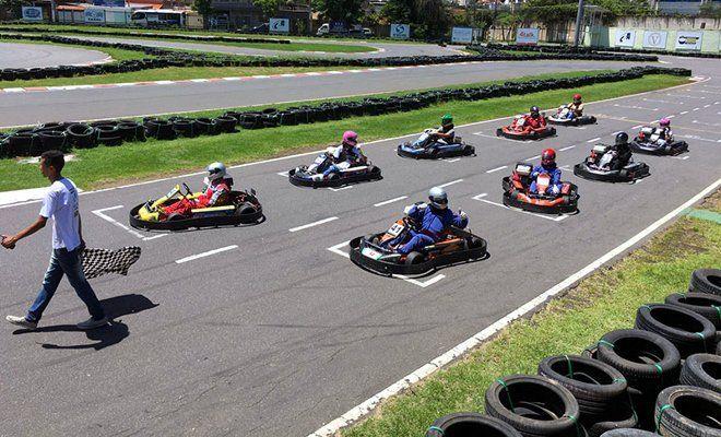 II Desafio Interclubes de Kart – Volta Redonda, RJ