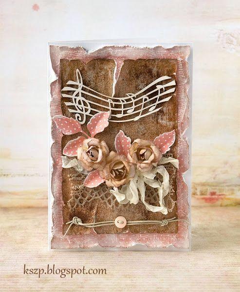 Klaudia/Kszp: Music card