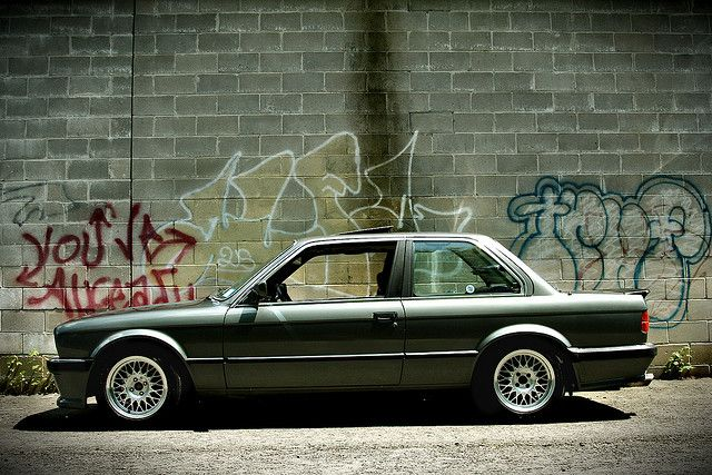 E30 BMW 325is M-Technic 1 | Flickr - Photo Sharing!