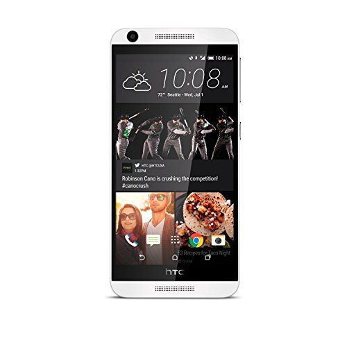 HTC Desire 626 s 626s OPM9110 4G LTE GSM Unlocked Android 5.1 Smartphone 8GB – White – (Certified Refurbished) – (Will NOT Work For Metro PCS)