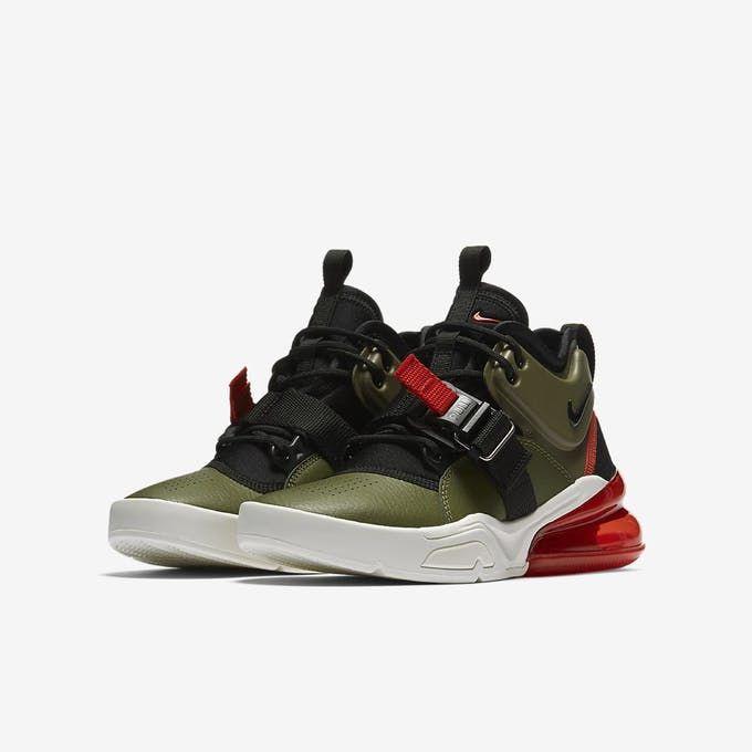 Nike Air Force 270 Big Kids' Shoe