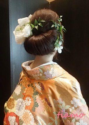 美人花嫁さまの洋装&和装スタイル♡素敵な一日 |大人可愛いブライダルヘアメイク『tiamo』の結婚カタログ|Ameba (アメーバ)