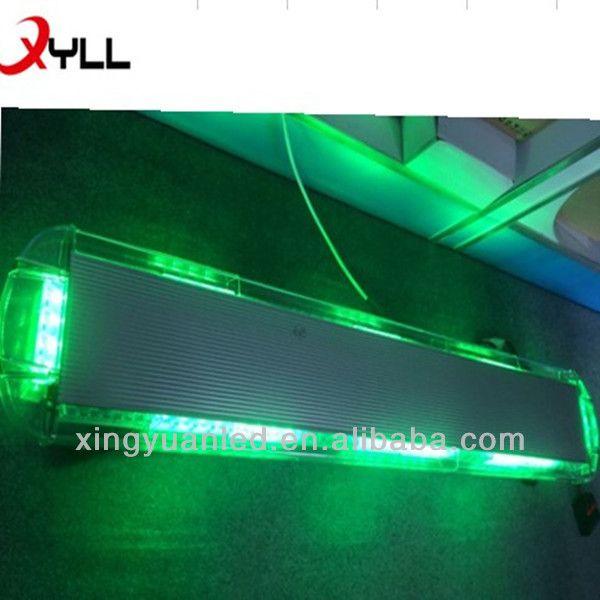 Green Led Emergency Warning Light Bars Xingyuan Warning Lights Green Led Bar Lighting