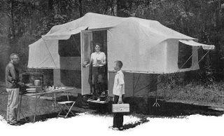 Jack In The Box Pop-Up Camper