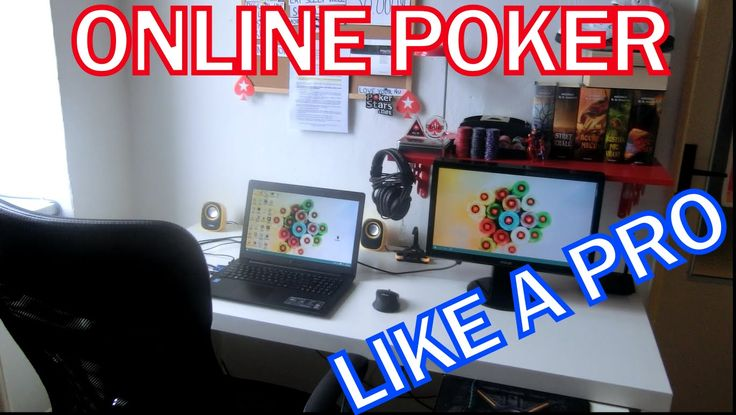 What You Need To Play Online Poker Like a Pro -