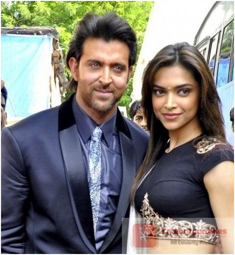 Hrithik's next fick with Kabir Khan finalized Deepika in role of Kangana
